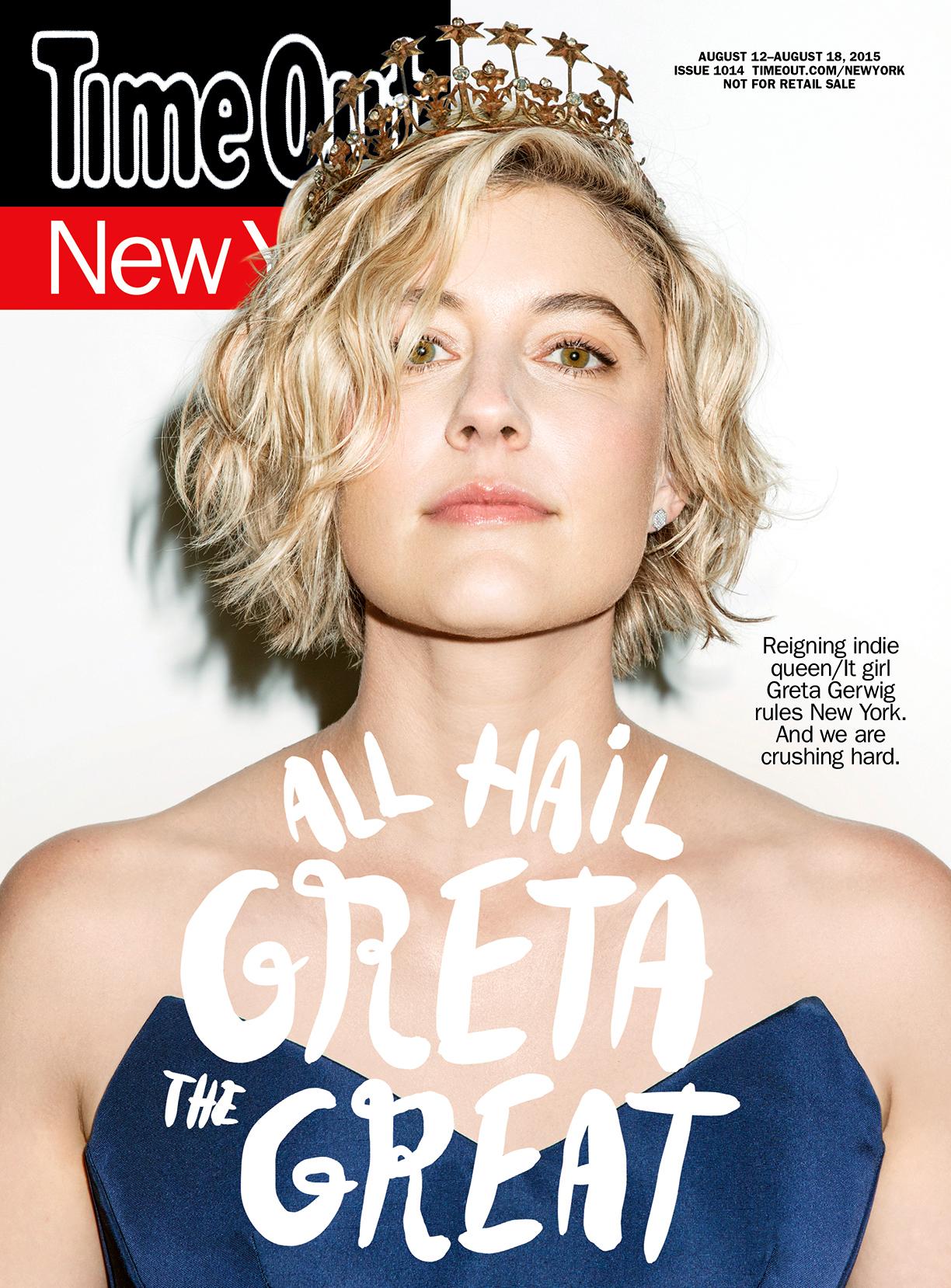 2018 Golden Globes nominee, Greta Gerwig shines in an elegant Oscar de la  Renta black