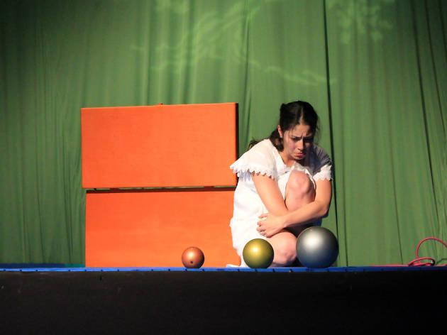 Obra de teatro para niños Mía