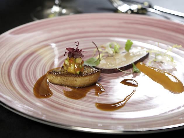Beni - foie gras