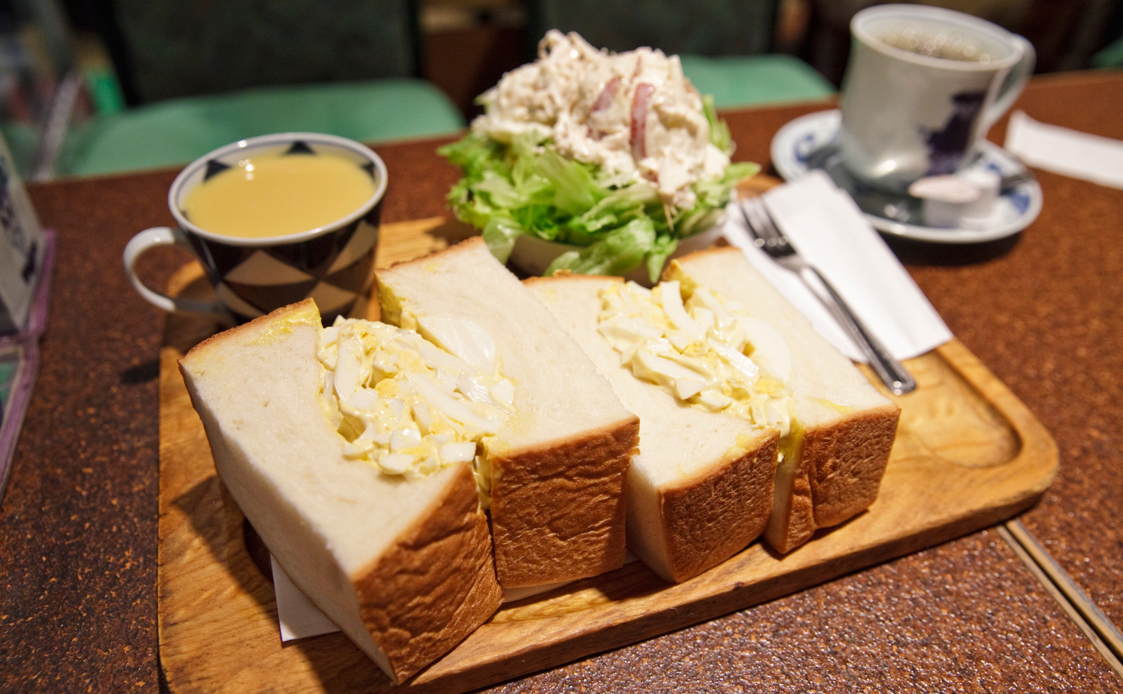 Sandwich at American | Time Out Tokyo
