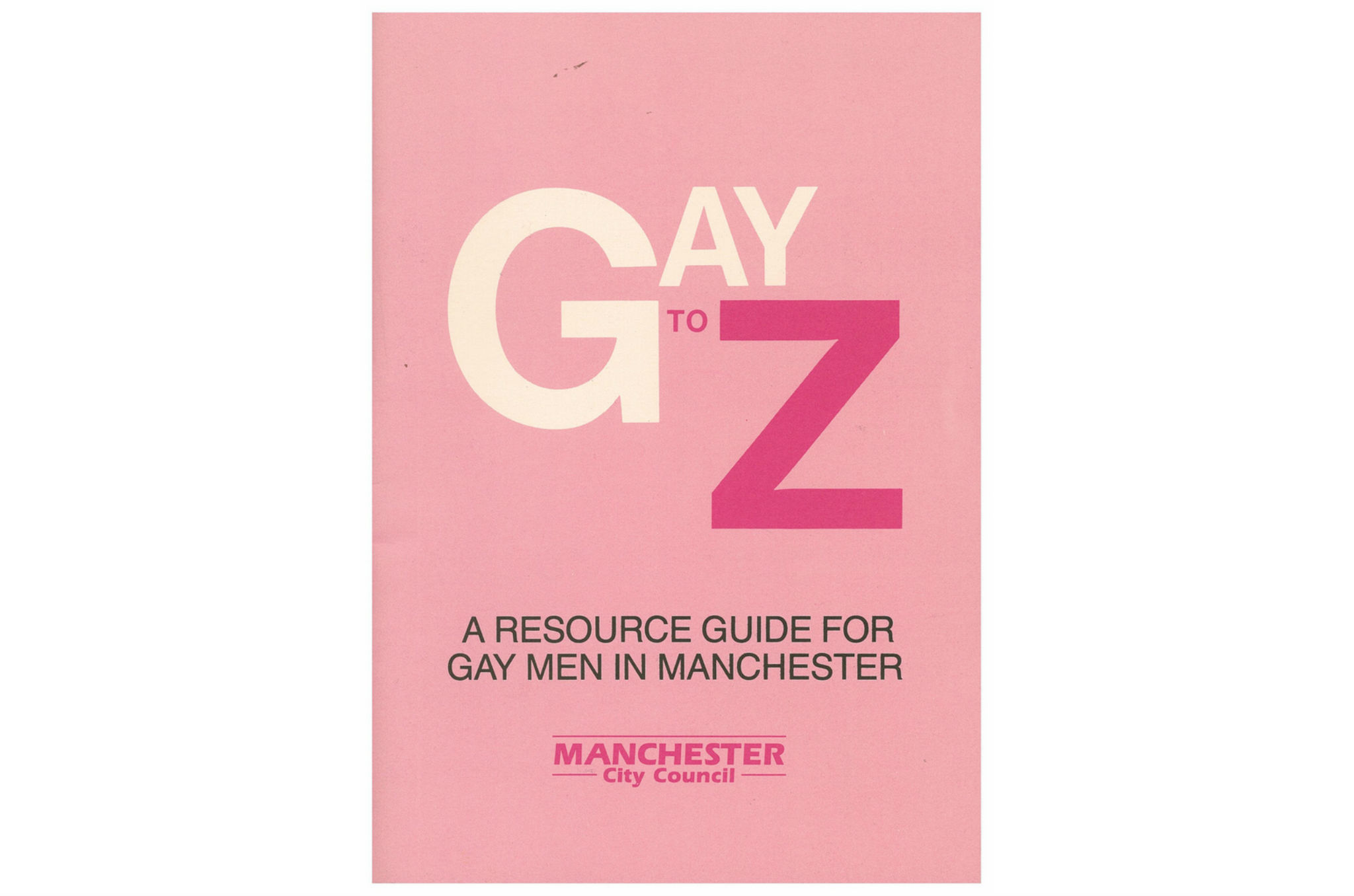 Manchester Council's Gay to Z