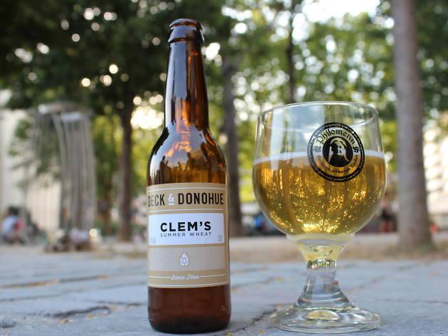 bière deck donohue clem's