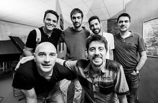 L'Hora del Jazz 2015: Roger Mas Trio + Santiago Acevedo 6tet