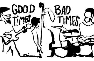 L'Hora del Jazz 2015: Ruben Fernández-Andreu Zaragoza + Good Times, Bad Times
