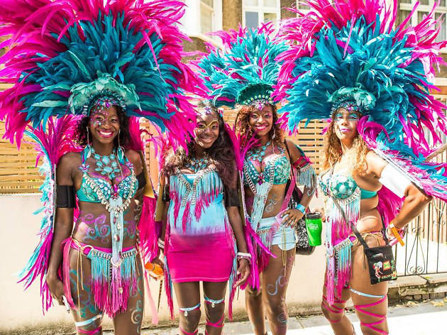 Trinity Design Collective at Notting Hill Carnival