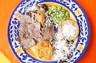 Cocina mexicana en el DF