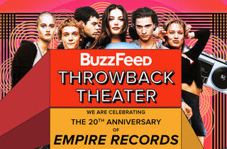 BuzzFeed Throwback Theater: Empire Records 20th anniversary screening