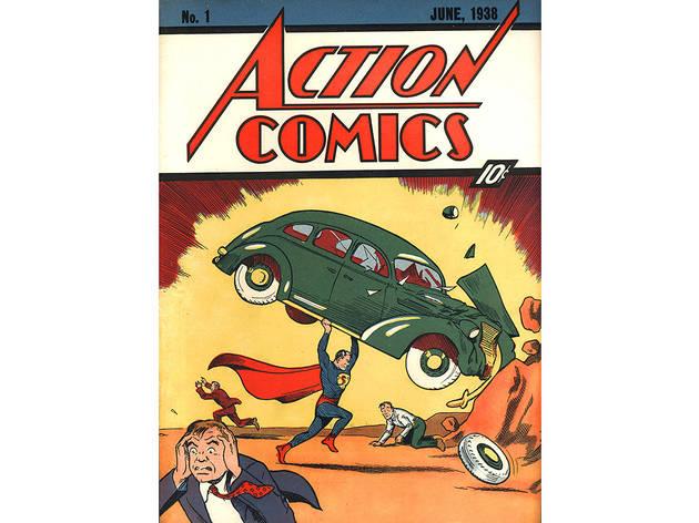 1938, Action Comics