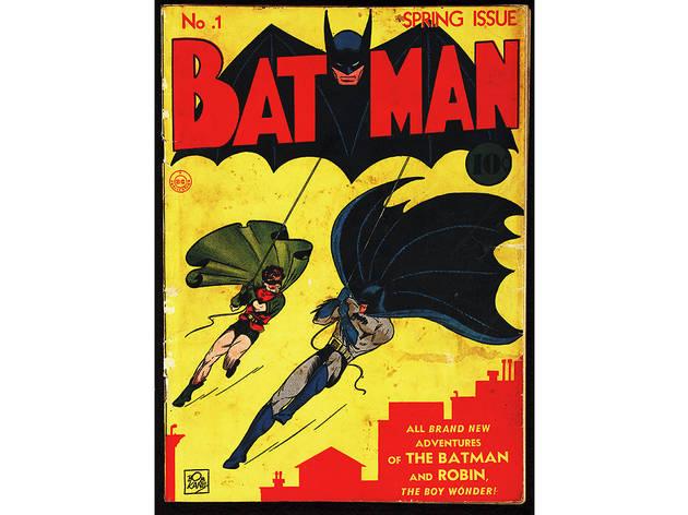 1940, Batman