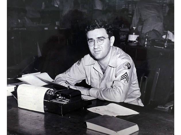 1943, Jerry Siegel