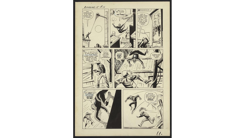 1962, Amazing Fantasy