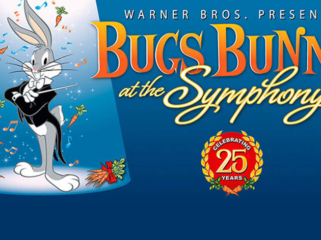 Bugs Bunny at the Symphony