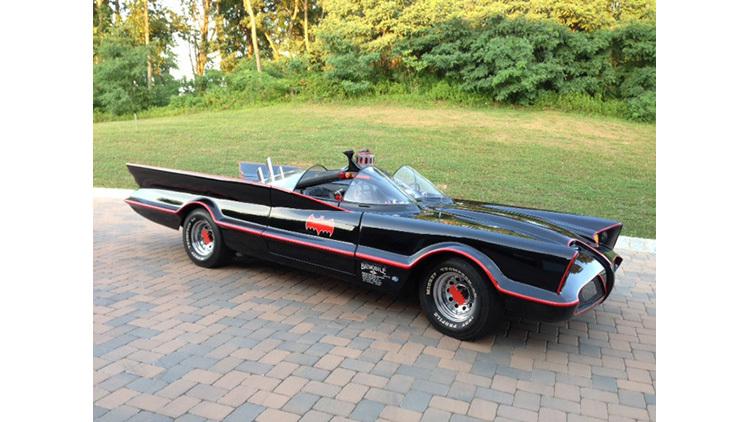 1966, Batmobile