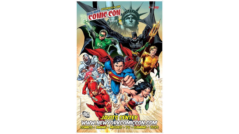 2011, Comicon Poster