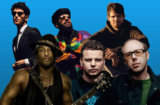 D'Angelo, Chromeo, Tycho and the Chemical Brothers are must-see North Coast acts.