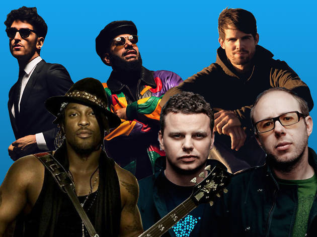 9 must-see acts at North Coast 2015