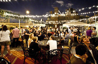 10 great outdoor happy hours in NYC