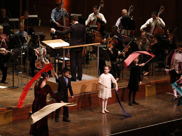 New York Philharmonic Very Young People's Concerts