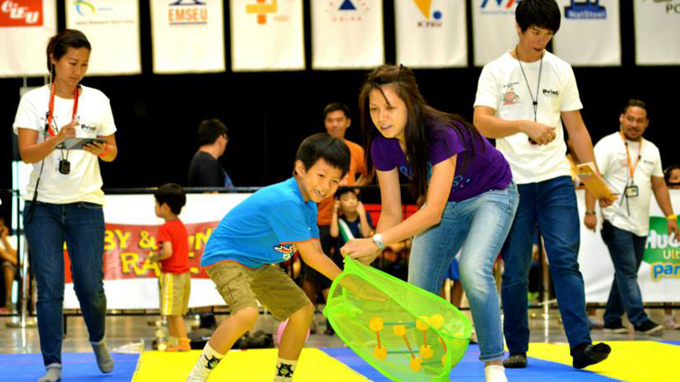 Explore the largest indoor playground on the island