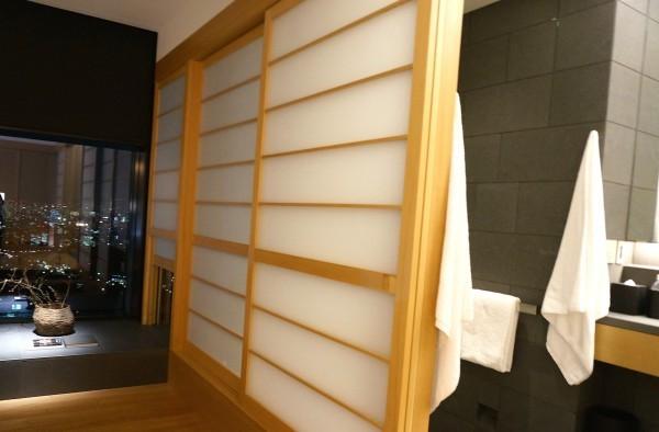 アマン東京客室