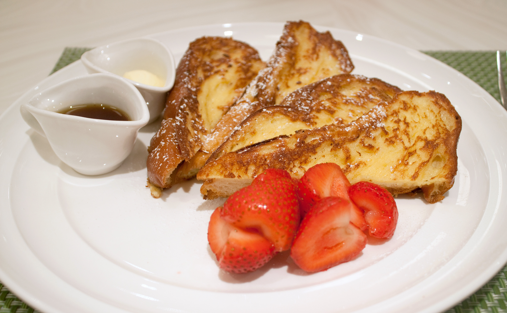 French toast at Sarabeth's | Time Out Tokyo