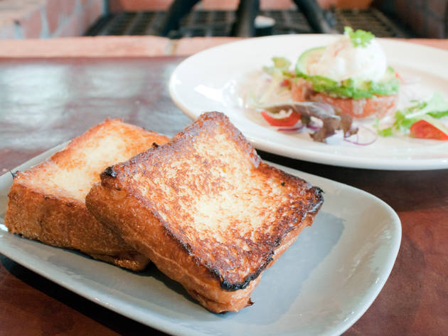 French toast at Mercer | Time Out Tokyo