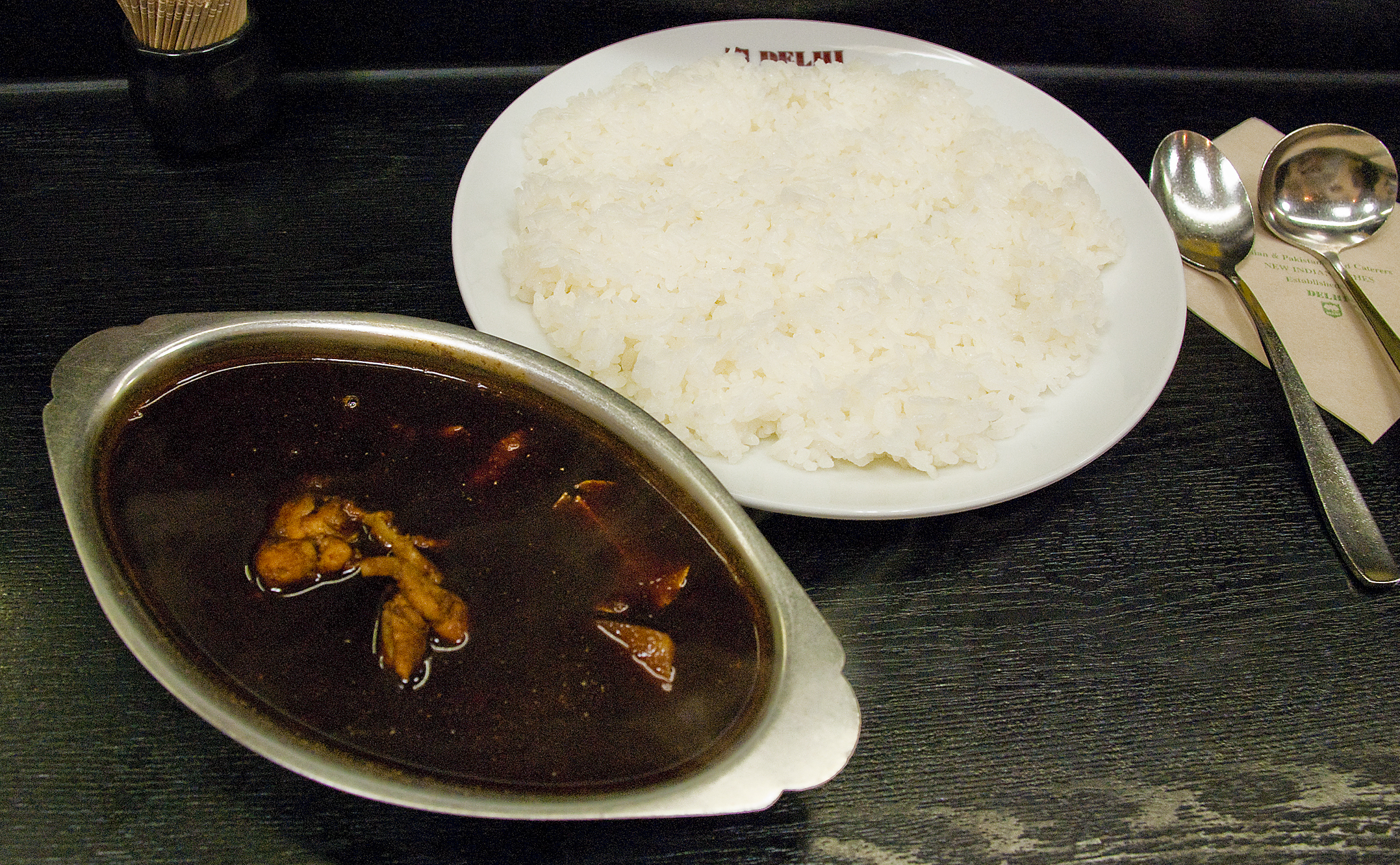Spicy curry at Delhi | Time Out Tokyo