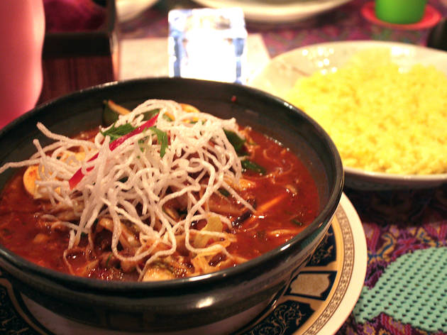 Curry at Magic Spice | Time Out Tokyo