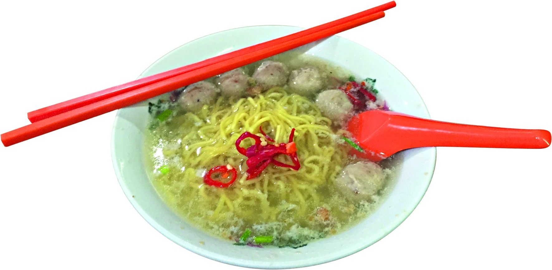 Sample a ba chor mee unlike any other