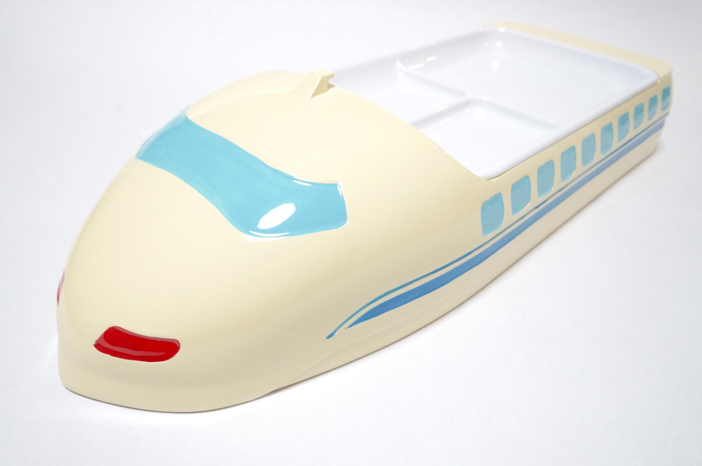Shinkansen lunch plate