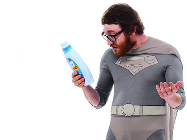 Superman también se toca