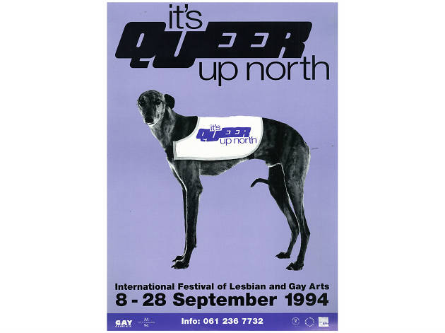 Queer Up North poster