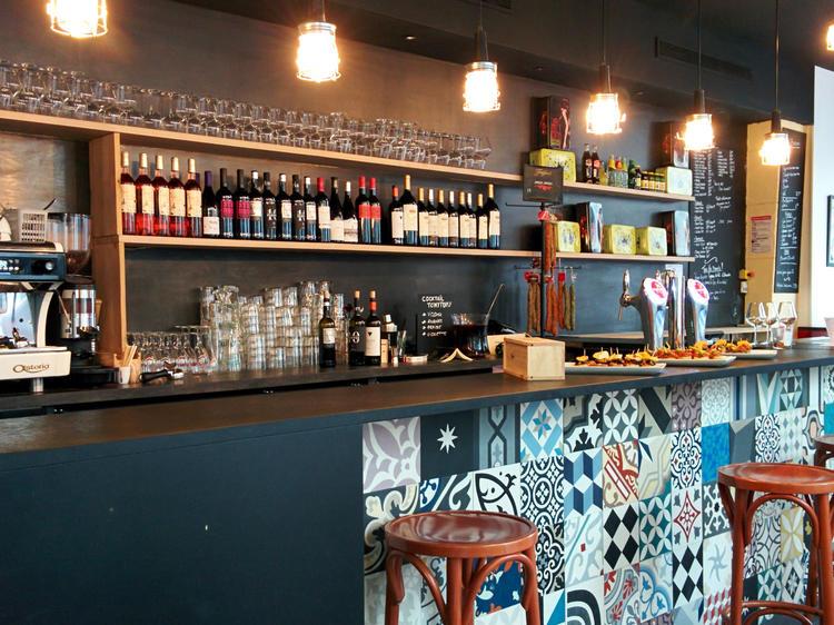 Bar à tapas • Jamon Jamon