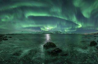 (Aurora Panorama 3 © Jan R. Olsen)