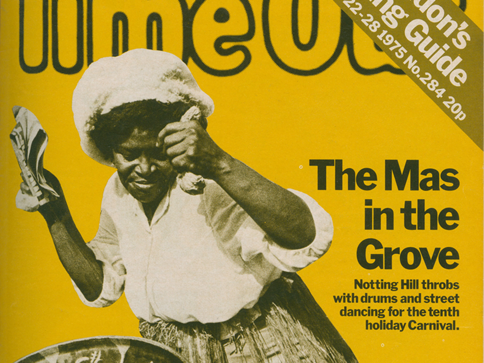 Notting Hill Carnival from the Time Out archive