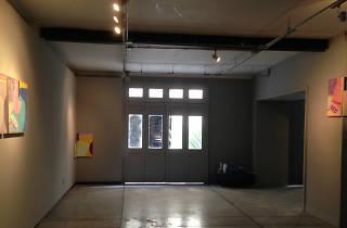 Galería Karen Huber en la Juárez