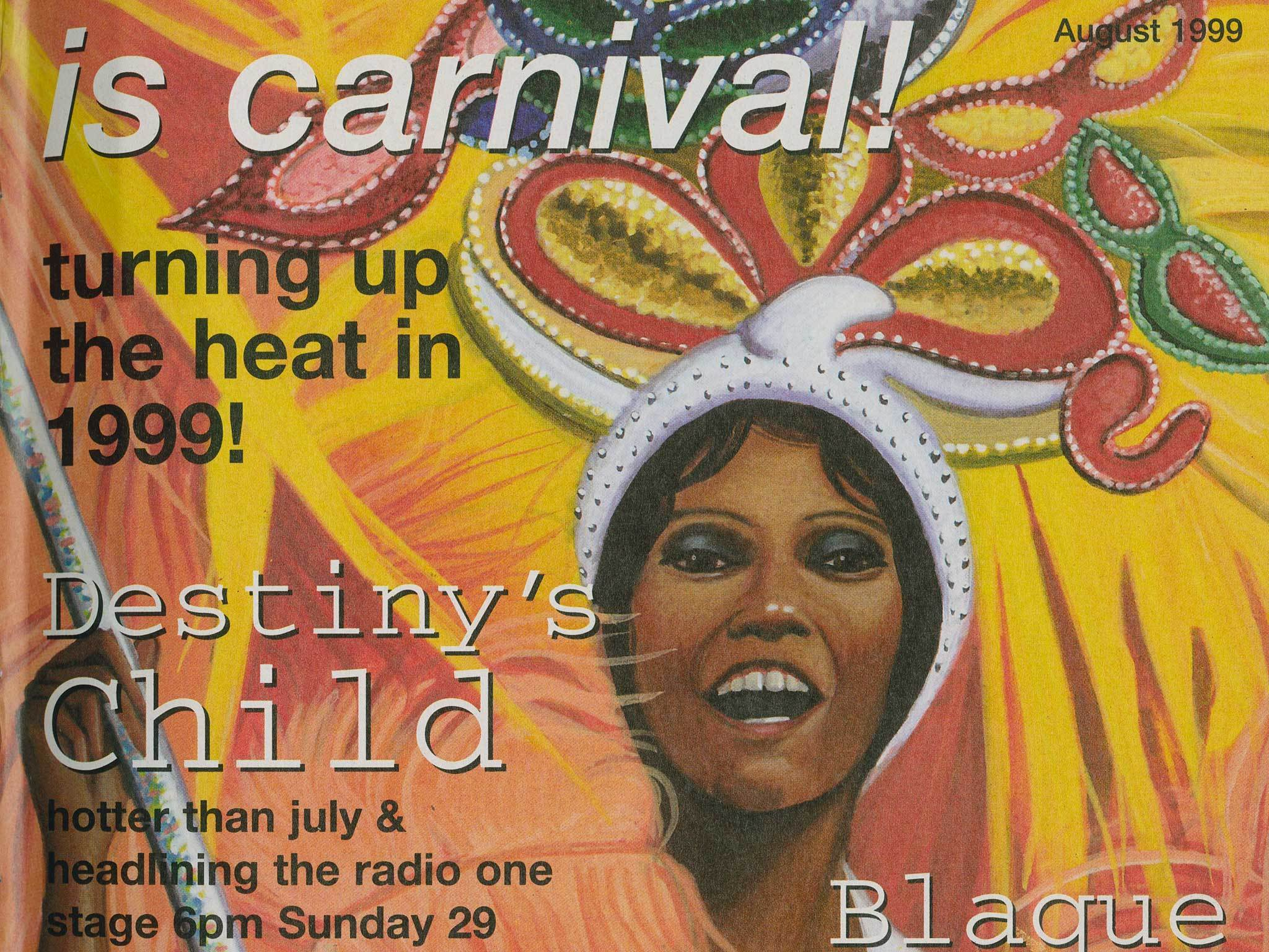1999 front cover