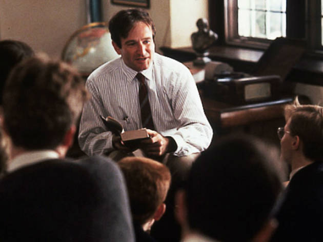 Still from Dead Poets Society