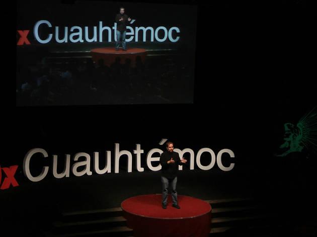 TEDx Cuauhtémoc
