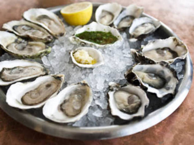 New York Oyster Week