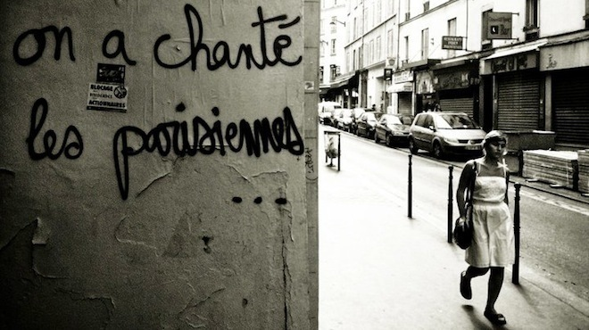 Playlist du vieux Paris