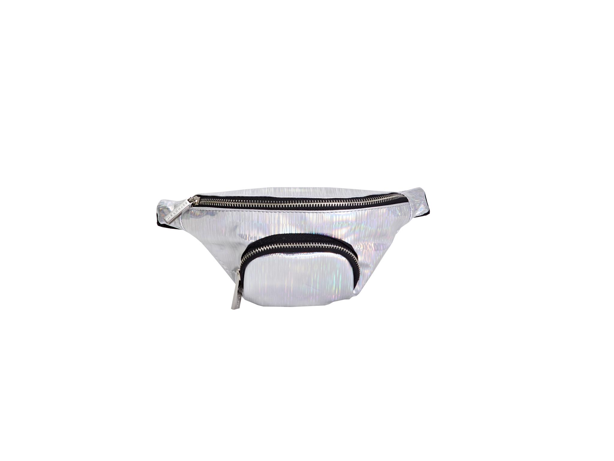 holographic Bumbag, £16, Skinnydip