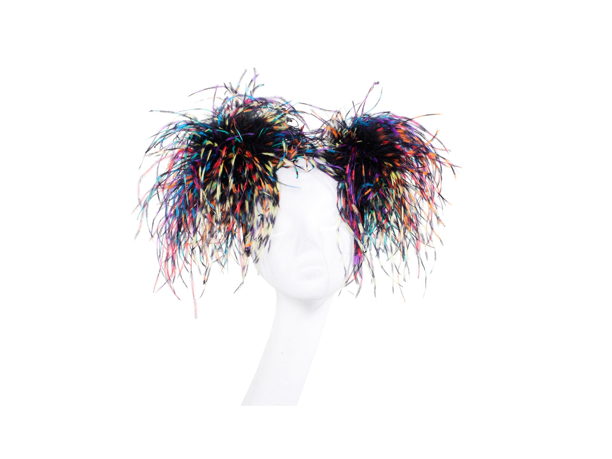 Hair Piece, £755, Piers Atkinson