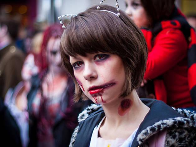 (Zombie Walk 2014 © Tangi Bertin / CC)