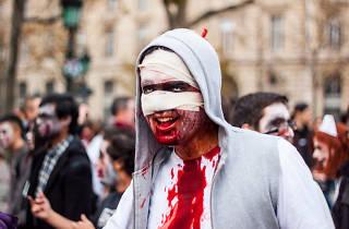 Halloween Costumes Paris