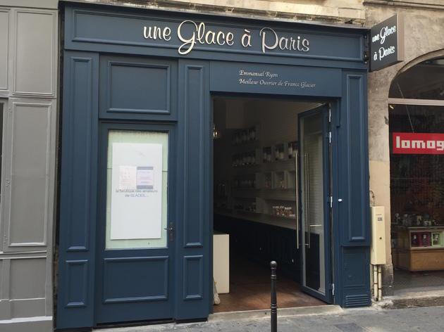 Une Glace à Paris