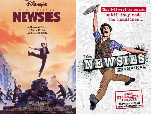 Newsies (2012)