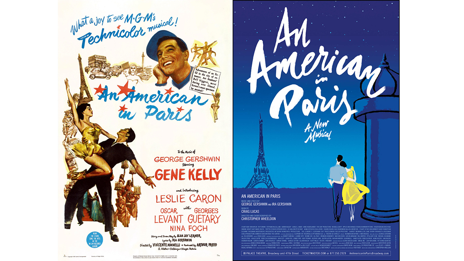 An American in Paris (2015)
