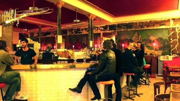 Le Café du Commerce (© CG/Time Out Paris)
