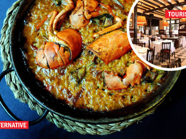 Alternative/Touristy, Paella